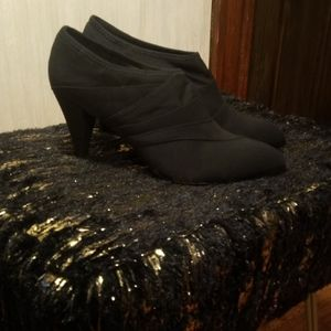 Gorgeous black ankle boots